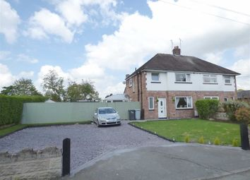 Thumbnail 3 bed semi-detached house for sale in Main Road, Shavington, Crewe