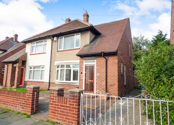 Thumbnail 2 bed semi-detached house for sale in Salcombe Avenue, Jarrow