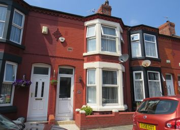 3 bed terraced house for sale in Grasville Road, Tranmere, Birkenhead CH42