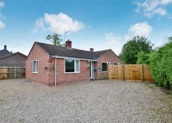 Thumbnail 4 bed detached bungalow for sale in Frith Way, Great Moulton, Norwich, Norfolk