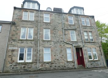 Thumbnail 1 bed flat for sale in Flat 2/3, 67 Castle Street, Port Bannatyne, Isle Of Bute