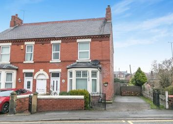 Thumbnail 3 bed semi-detached house for sale in Wrexham Road, Rhostyllen, Wrexham, Wrecsam
