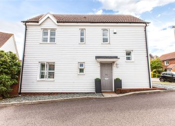 Thumbnail 3 bed detached house for sale in Rivenhall Way, Hoo, Rochester, Kent