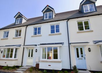 Thumbnail 3 bed terraced house to rent in Sea King Court, Hill Hay Close, Fowey
