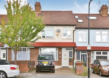 Thumbnail 3 bed terraced house for sale in Mount Pleasant Road, Walthamstow, London
