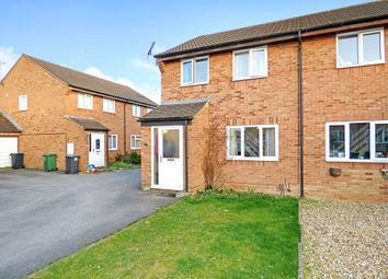 Thumbnail 3 bed semi-detached house for sale in Lopes Way, Westbury