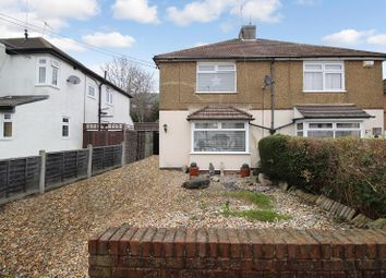 Thumbnail 3 bed semi-detached house to rent in Northgate, Crawley, West Sussex.