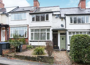 Thumbnail 2 bed property to rent in Church Road, Maney, Sutton Coldfield