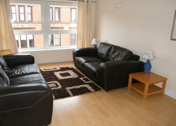 Thumbnail 3 bed flat to rent in Hayburn Street, Glasgow