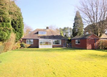 Thumbnail 3 bed detached bungalow for sale in Church Close, Longton, Stoke-On-Trent