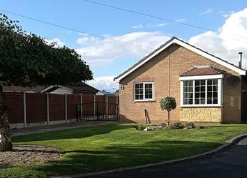 Thumbnail 3 bedroom detached bungalow for sale in Harpenden Close, Dunscroft, Doncaster