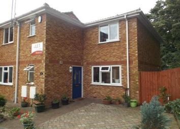 Thumbnail 3 bedroom semi-detached house to rent in Camelot Way, Northampton