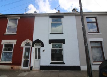 Thumbnail 3 bed terraced house to rent in Moorland Road, Portsmouth