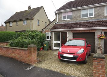 Thumbnail 3 bed semi-detached house to rent in Woods Road, Street