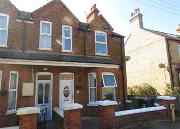 Thumbnail End terrace house for sale in Crescent Road, Hunstanton