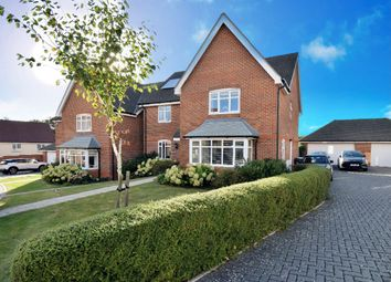 Thumbnail 5 bed detached house for sale in Henwood Grove, Clanfield, Waterlooville