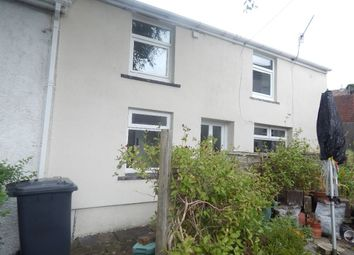 Thumbnail 2 bed end terrace house for sale in Beaufort Rise, Beaufort, Ebbw Vale.