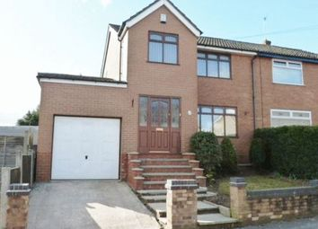 Thumbnail 3 bed semi-detached house for sale in Brook Drive, Great Sankey, Warrington
