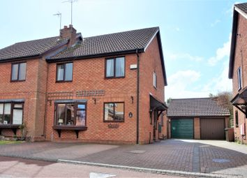 Thumbnail 4 bed semi-detached house for sale in Ferguson Road, Walkington, Beverley