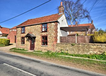 Thumbnail 2 bed cottage for sale in Heacham Road, Sedgeford, Hunstanton