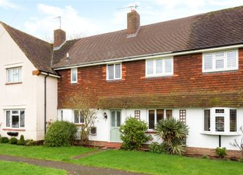 Thumbnail 3 bed terraced house for sale in Warrenne Road, Brockham