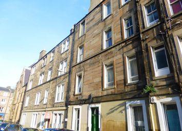 Thumbnail 1 bed flat to rent in Buchanan Street, Leith, Edinburgh