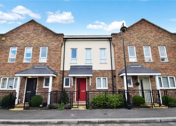 Thumbnail 2 bedroom terraced house for sale in Vaughan Avenue, Greenhithe, Kent