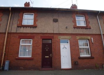 Thumbnail 2 bed terraced house for sale in Prices Lane, Rhosddu, Wrexham