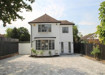 Thumbnail 5 bed detached house to rent in Uphill Road, London