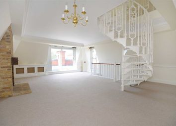 Thumbnail 3 bed flat to rent in Hampstead Heights, London