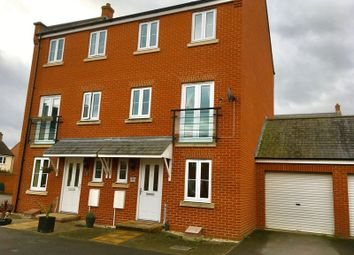 Thumbnail 5 bed semi-detached house to rent in Turnock Gardens, West Wick, Weston-Super-Mare
