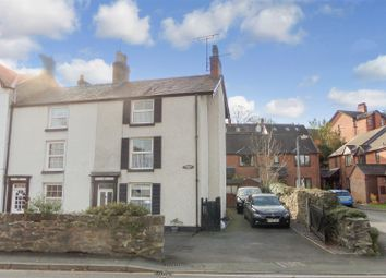 Thumbnail 3 bed end terrace house for sale in Regent Street, Llangollen, Clwyd