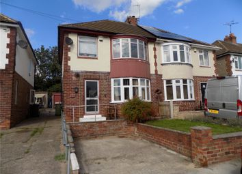 Thumbnail 3 bed semi-detached house for sale in Raines Avenue, Worksop, Nottinghamshire