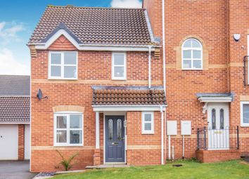 3 bed town house for sale in Pipistrelle Way, Oadby, Leicester LE2