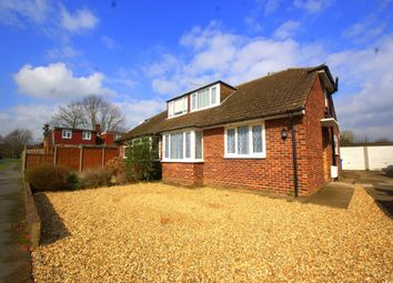Thumbnail 3 bed property to rent in Grove Close, Old Windsor, Berkshire