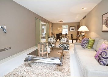 Thumbnail 3 bed flat to rent in St. Edmunds Terrace, London