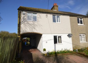 3 bed semi-detached house for sale in Wilgate Cottages, Ashford Road, Faversham, Kent ME13