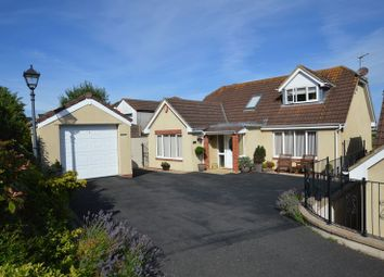 Thumbnail 3 bed bungalow for sale in Barrow Road, Hutton, Weston-Super-Mare