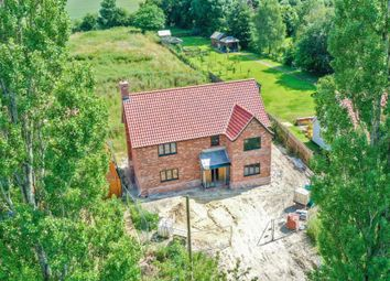 Thumbnail 4 bed detached house for sale in Saham Hills, Thetford, Norfolk