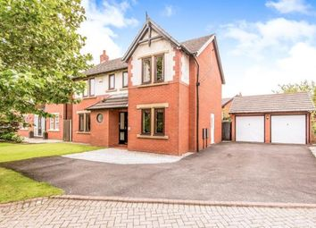 Thumbnail 4 bedroom detached house for sale in Copperfields, Chew Moor, Bolton, Greater Manchester