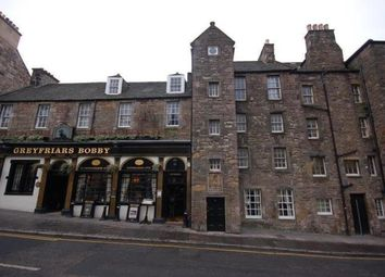 Thumbnail 1 bedroom flat to rent in Candlemaker Row, Edinburgh
