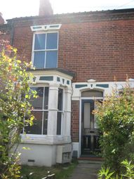 Thumbnail 4 bedroom terraced house to rent in Unthank Road, Norwich