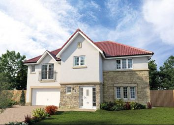 "Thumbnail 5 bedroom detached house for sale in ""The Kennedy"" at Jardine Avenue, Falkirk"