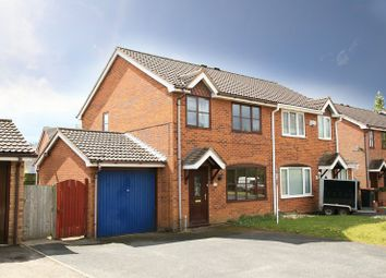 Thumbnail 3 bedroom semi-detached house to rent in Redwood Close, Bratton, Telford