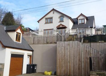 Thumbnail 4 bed detached house for sale in Tramway Road, Ruspidge, Cinderford