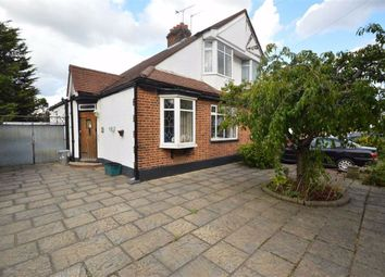 Woodville Gardens, Ilford, Essex IG6. 2 bed semi-detached bungalow