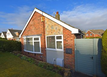 Thumbnail 2 bed detached bungalow for sale in Sea View Crescent, Scarborough
