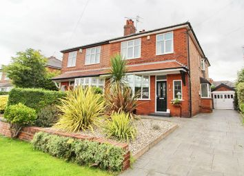 3 bed semi-detached house for sale in Douglas Road, Worsley, Manchester M28