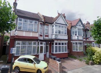 Thumbnail 4 bed maisonette to rent in Audley Road, Hendon, London