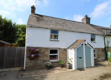 Thumbnail 2 bedroom cottage for sale in Relubbus, Penzance
